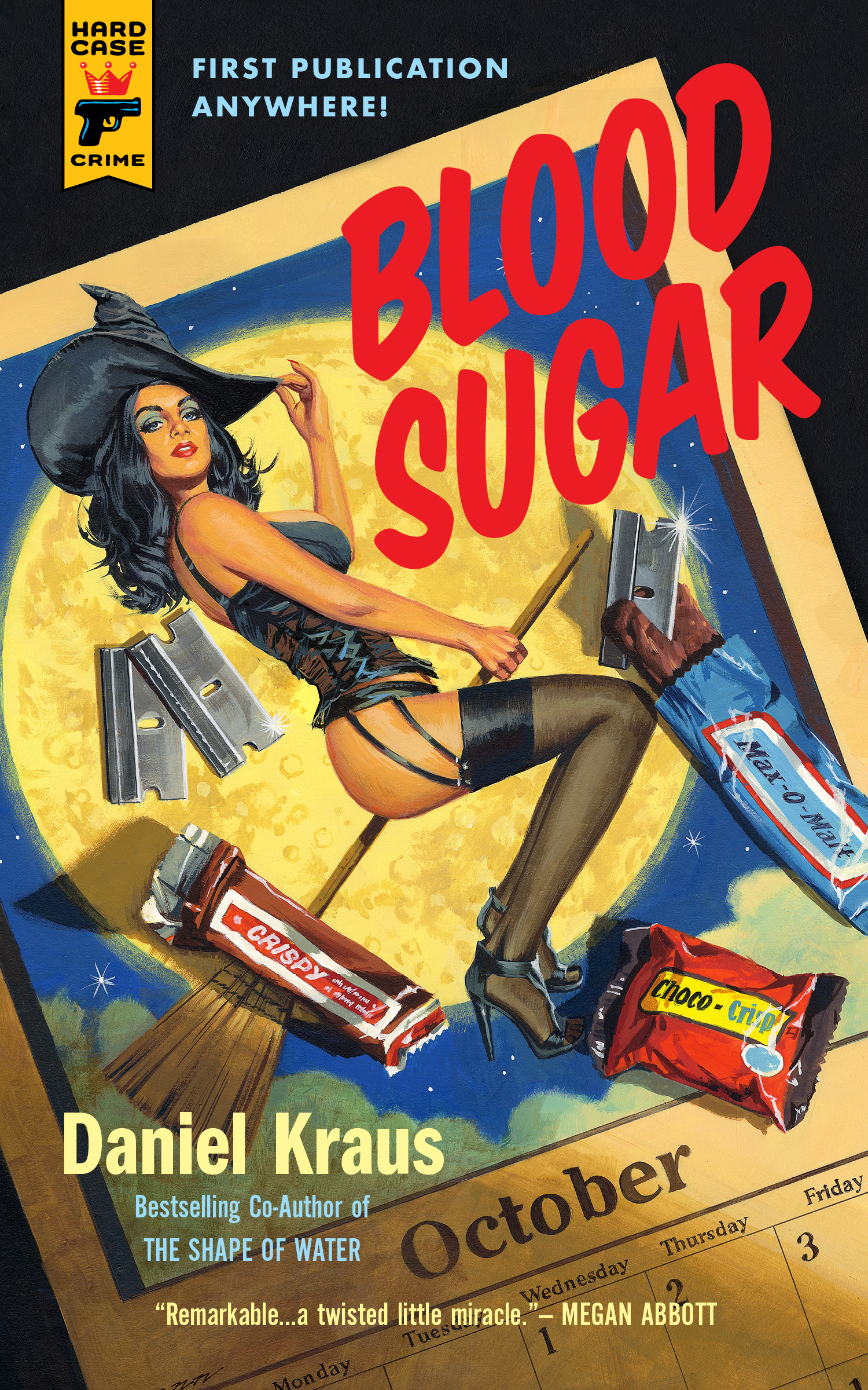 Cover of Blood Sugar